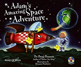 adam's amazing space adventure