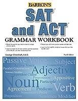 SAT and ACT Grammar Workbook (Barron's Test Prep)