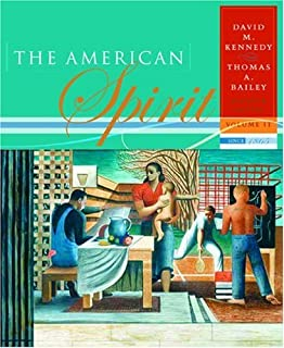 Volume II: Since 1865: The American Spirit: United States History as Seen by Contemporaries