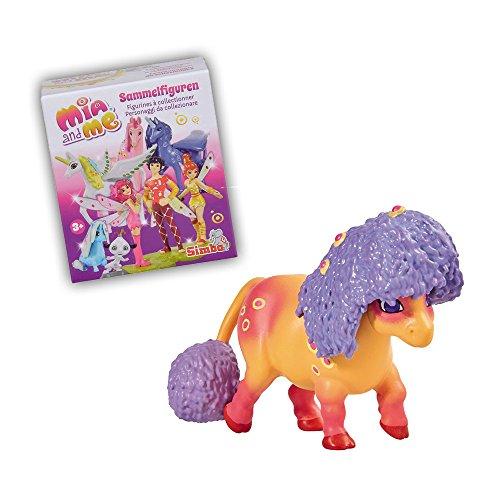Simba Mia and me Sammelfiguren Centopia - Mia Simo Onchao Phuddle u.a. inkl. Kristallherz (Loxy)