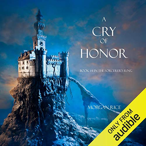 A Cry of Honor cover art
