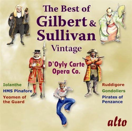 D'Oyly Carte Opera Co.; Isidore Godfrey