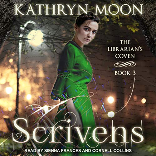 Scrivens audiobook cover art