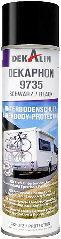 Dekalin Dekaphon 9735 Unterbodenschutz Schwarz Auto