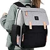 EZGO Land 4 in 1 Diaper Bag Backpack, Baby Nappy Changing Bag
