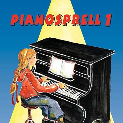 Pianosprell 1 - Bare komp feat. Jan Utbult