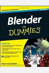 Blender For Dummies Paperback
