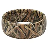 Mossy Oak Blades Camo Silicone Ring by Groove Life - Breathable...