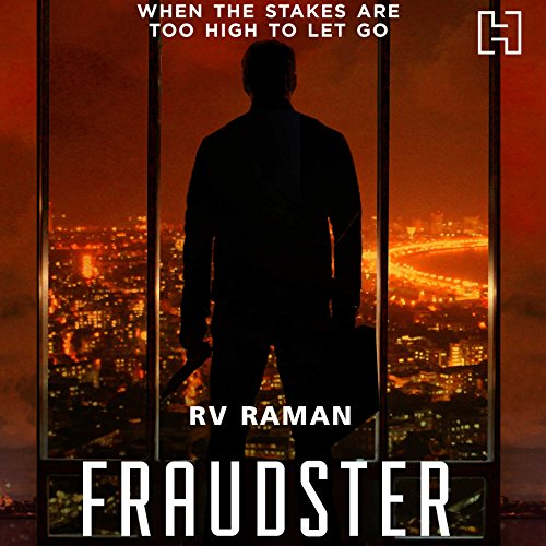 Fraudster audiobook cover art