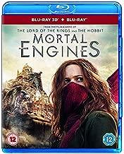Mortal Engines: [3D + 2D] Blu-ray [Region-Free]