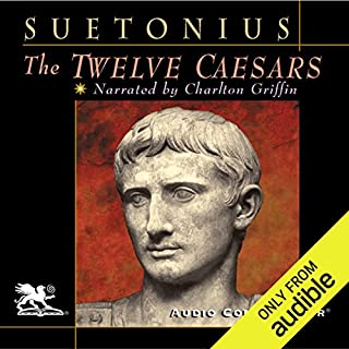 Couverture de The Twelve Caesars
