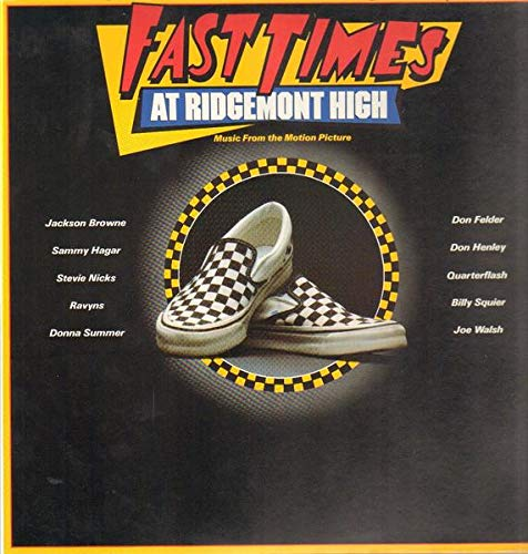Various - Fast Times At Ridgemont High o Music From The Motion Picture - WEA - 99246