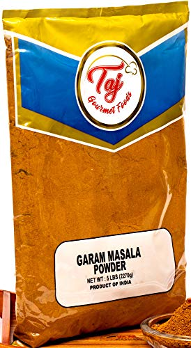TAJ Premium Indian Garam Masala Powder, (7 Ounce)