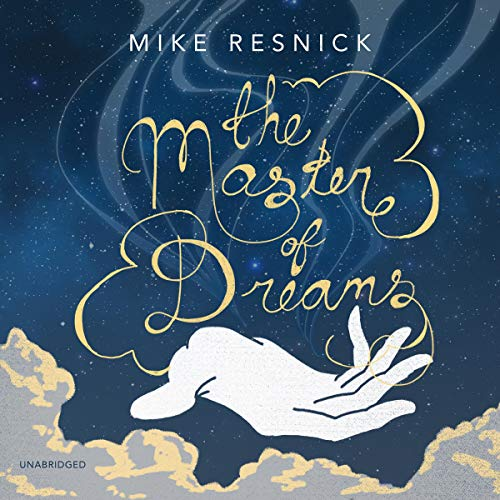 The Master of Dreams audiobook cover art