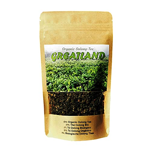 Greatland Light Oolong Tee Bio 150 g