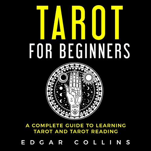 『Tarot for Beginners: A Complete Guide to Learning Tarot and Tarot Reading』のカバーアート