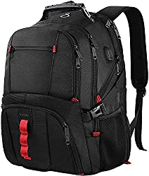 Yorepek's extra large backpack which is one of the best smart backpacks for women and men