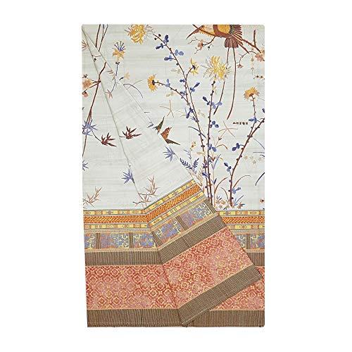 Bassetti Fong Granfoulard, Baumwolle, Beige, 270 x 270 x 1 cm