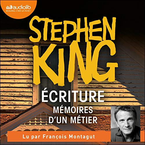 Écriture cover art