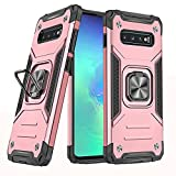 Compatible with Samsung Galaxy S10 Plus Case and Ring