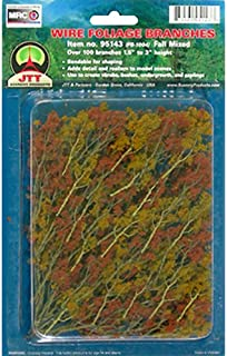 JTT Scenery Products Foliage Branches, Fall Mixed