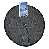 Best Michelin Tire Covers - Michelin Car Tire Protection, Grey/Black Wheel Felt, 4 Review