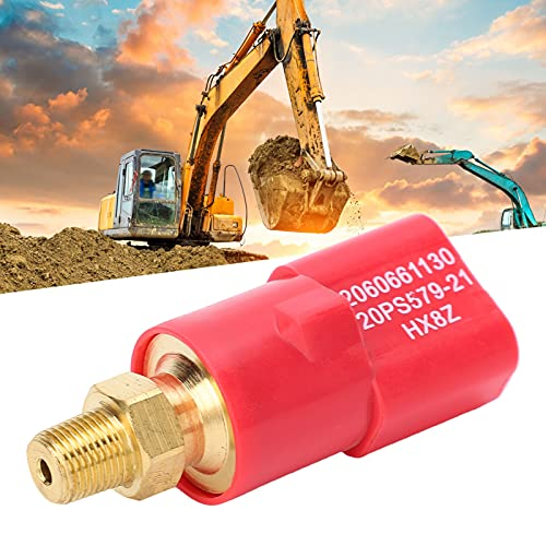 Sensor de interruptor de presión, sensor hidráulico práctico para la industria para excavadoras