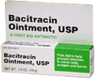 First Aid Antibiotic Ointment 0.5 ounce (Pack of 4)