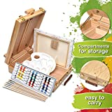 Immagine 1 artina set pittura in valigetta