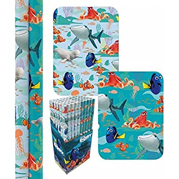 Motiv Meerjungfrauen Rachel Ellen WP111 Geschenkpapier 4 B/ögen