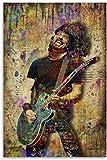 HuGuan Leinwand Malerei Bild Dave Grohl FOO Fighters