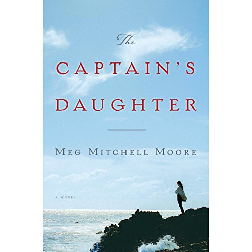 The Captain's Daughter audiobook cover art