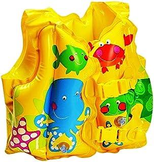 Intex 59661  Life Jacket For Unisex - Yellow