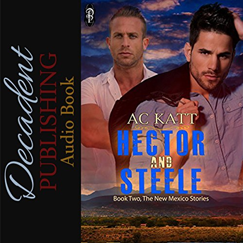 Hector and Steele audiobook cover art