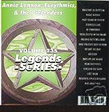 Annie Lennox, the Eurythmics, & the Pretenders 18 Song Karaoke CD+G Legends #235