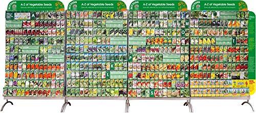 FERRY HOCH KEIMUNG Seeds Nicht NUR Pflanzen: Suttons Seeds - Callaloo Uns
