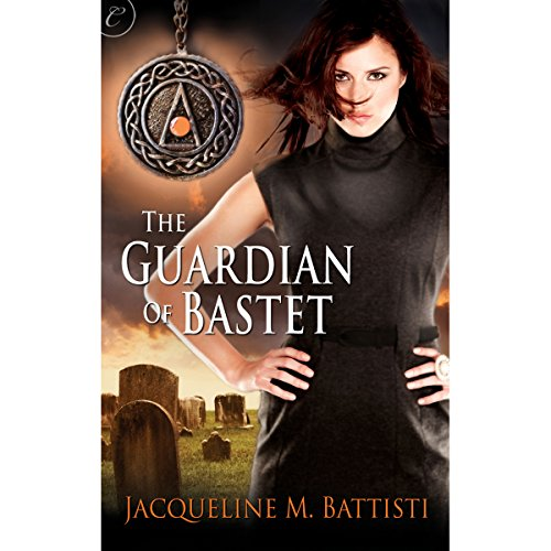 The Guardian of Bastet audiobook cover art