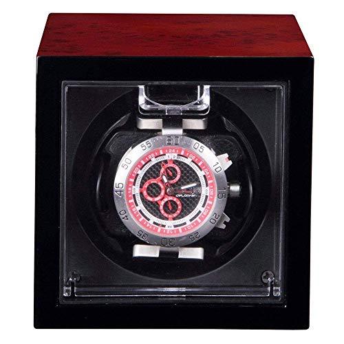 ZHANGYH Vibrador de Reloj mecánico Caja de bobinado de Relo