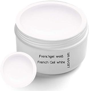 UV Classic French Gel vit 5 ml