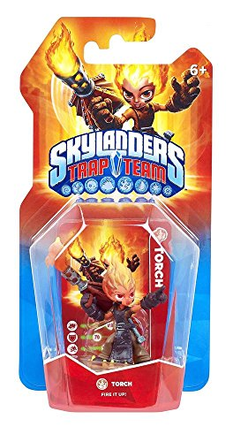 Skylanders: Trap Team - Figura Single Torch