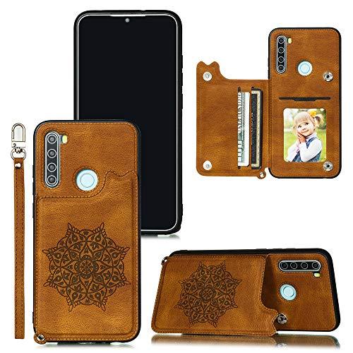 HUAYIJIE xllmtl Funda para Xiaomi Redmi Note 8 Funda Carcasa Case Cover 5