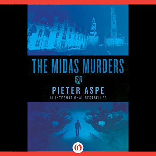 The Midas Murders audiobook cover art