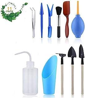 verde per serra 4 strumenti manuali per piante da giardino per piante e sementi Tooloflife piante da giardino per piantine