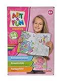Simba - 106334021 - Livre de Coloriage - Art & Fun Color Me - Filles