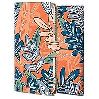LG style2 L-01L ケース 手帳型 カバー 耐衝撃 スマホケース おしゃれ かわいい 純正 人気 花柄 全機種対応 絵画植物 07 シンプル フラワー ファッション 9770921