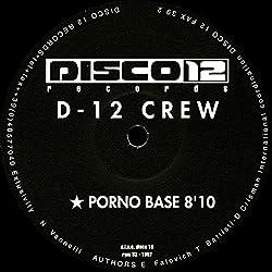 Porno base (I, 8:10min., 1997, b/w Viceversa 'Rebel without a mouse [6:20min.]') / Vinyl Maxi Single [Vinyl 12'']
