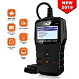 OBD2 auto diagnostica Dispositivo di diagnostica OBDII dell'automobile motore diagnostica THZY Scanner diagnostico