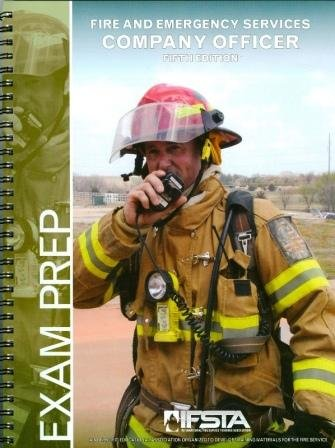 Fire and Emergency Services Company Officer, 5/e, Exam Prep, IFSTA