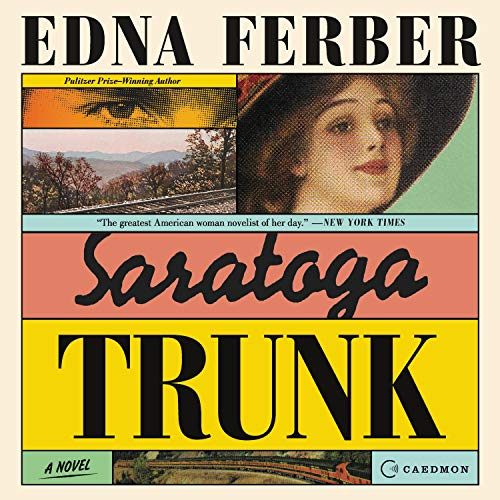 Saratoga Trunk  By  cover art