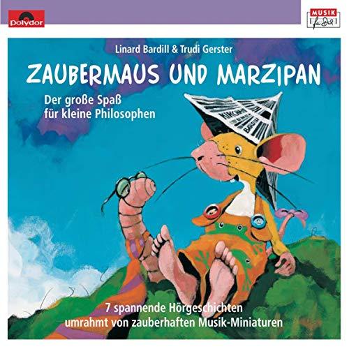 Zaubermaus und Marzipan Titelbild
